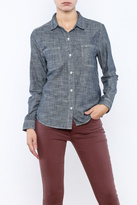 Timing Chambray Button Down