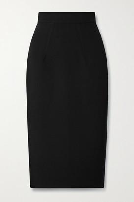 Safiyaa Hokuku Stretch-crepe Skirt