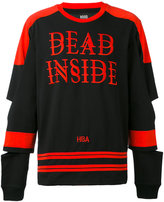 Hood by Air Dead Inside jersey