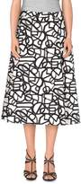Enfold 3/4 length skirts