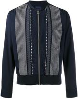 Lanvin embroidered jacket - men - Viscose/Spandex/Elastane - 41