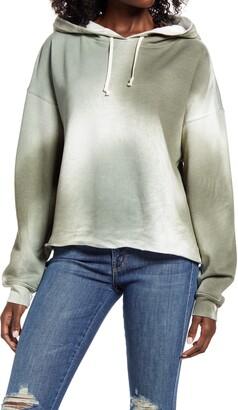 Treasure & Bond Tie Dye Hooded Sweatshirt