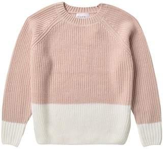 Elodie K Colorblock Sweater (Big Girls)