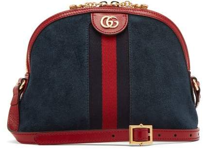 82b83b0a618 Gucci Blue Handbags - ShopStyle