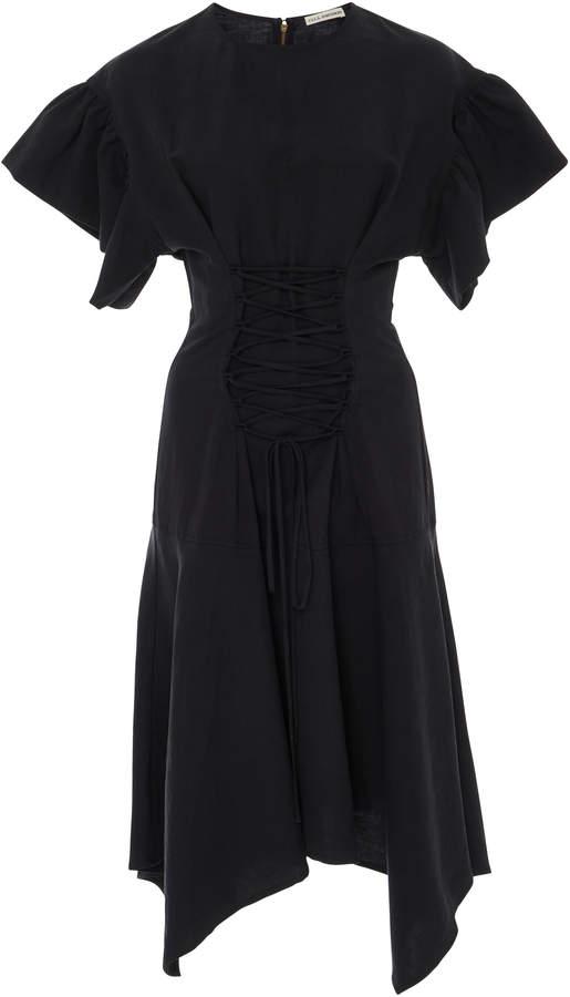 Ulla Johnson Otille Suiting Dress