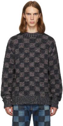 Marni Navy Damie Sweater