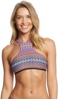 L-Space LSpace Swimwear Native Dance Haute Tank Bikini Top - 8153163