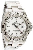 Rolex Explorer II Watch