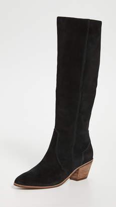 Madewell Greta Tall Western Boots
