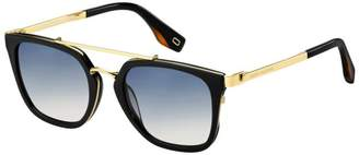 Marc Jacobs 50MM Gradient Butterfly Sunglasses