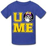 Dvigo Youth's John Cena U Can't See Me Logo WWE 100% Cotton Tshirts