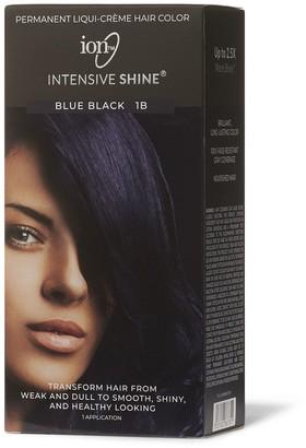 Ion Intensive Shine Intensive Shine Hair Color Kit Blue Black 1B