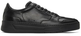 HUGO BOSS Black Tennis Baltimore Sneakers