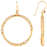 Melinda Maria Galaxy CZ Mini Hoop Earrings