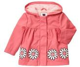 Gymboree Daisy Raincoat