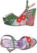 Manoush Sandals - Item 11156271