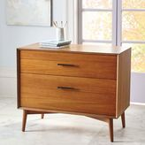 west elm Mid-Century Lateral File