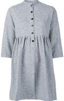 Visvim buttoned dress - women - Silk/Nylon/Linen/Flax/Angora - 3