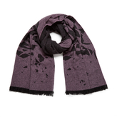 McQ by Alexander McQueen Women's Swallow Scarf Electric Pink/Black