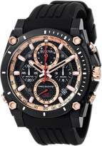 Bulova Men's 98B181 Precisionist Champlain Chrono Watch