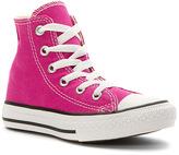 Converse Girls' Chuck Taylor High Top Sneaker Pre/Grade School
