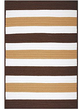 JCPenney Portico Reversible Braided Indoor/Outdoor Square Rugs