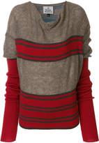 Vivienne Westwood striped knit jumper