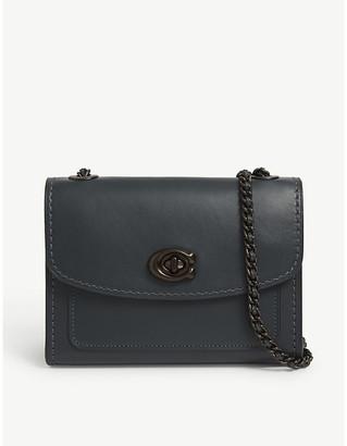 Coach Parker 18 mini leather shoulder bag