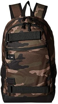 RVCA Curb Backpack (Camo) Backpack Bags