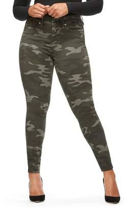Good American Good Legs High Waisted Skinny Jeans (Regular & Plus Size)