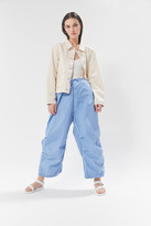 Urban Renewal Vintage Recycled Overdyed Wind Pant