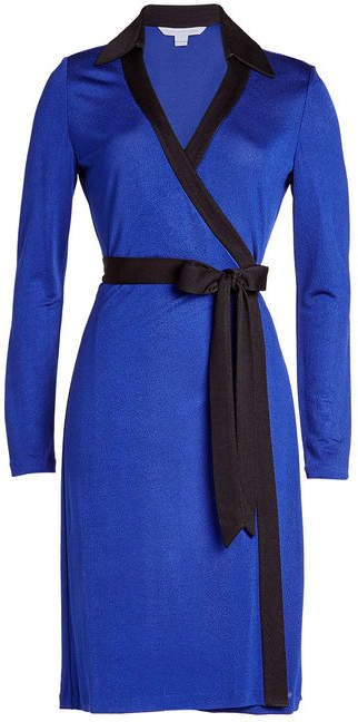 Diane von Furstenberg Belted Dress