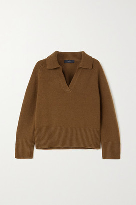 Arch4 Clifton Cashmere Sweater - Brown