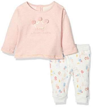 Charanga Baby Girls' llarboleda Clothing Set,(Size: 12-18 )
