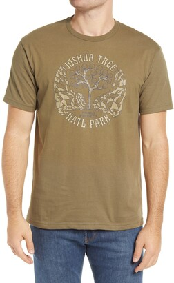 Parks Project Joshua Tree Symmetry Graphic Tee