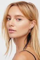 Free People Feather Drop Piercing Set