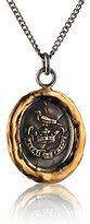 Pyrrha Bronze Unbreakable Talisman Necklace