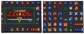 Bioworld Wallet - Nintendo - Zelda Sublimated Bi-Fold New Toys mq2rbrntn