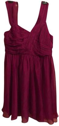 Topshop Tophop Purple Dress for Women