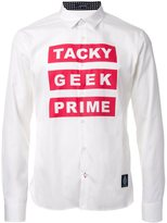 GUILD PRIME 'Tacky Geek Prime' shirt - men - Cotton - 1