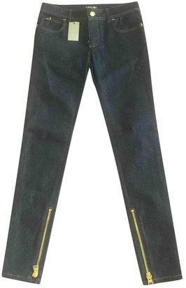 Tom Ford Blue Cotton - elasthane Jeans for Women