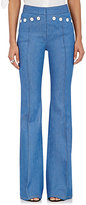 Derek Lam WOMEN'S SAILOR JEANS-LIGHT BLUE SIZE 44 IT