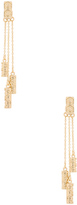 House Of Harlow Iconic Etch Drop Earrings