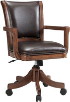Asstd National Brand Parkview Bonded Leather Adjustable Game Chair