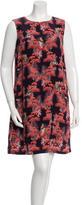M Missoni Silk Printed Dress w/ Tags