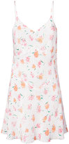 Lemaire floral-print slip dress - women - Silk - 36