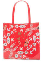 Ted Baker Janecon Kyoto Gardens Large Icon Tote Bag
