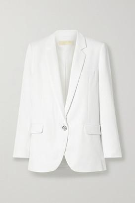 MICHAEL Michael Kors Pique Blazer - White