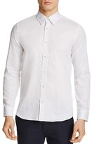 Ted Baker Bugzy Geometric Regular Fit Dress Shirt - 100% Bloomingdale's Exclusive