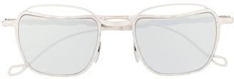 Kuboraum Square-Frame Sunglasses